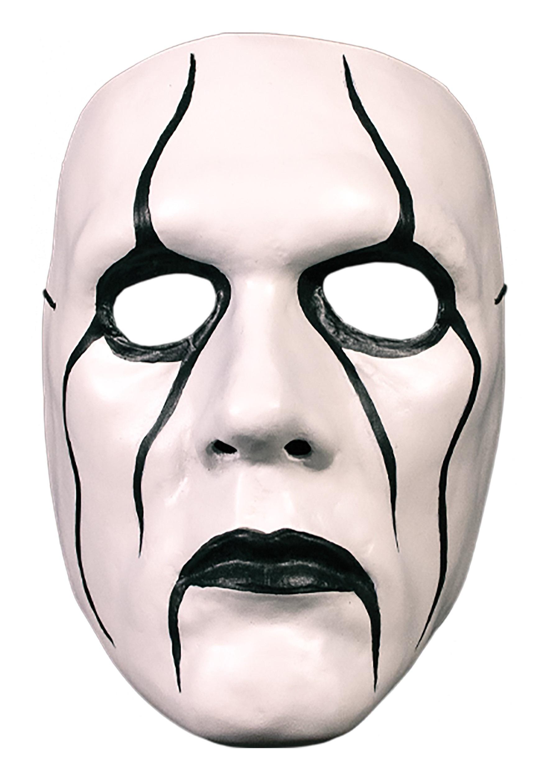 Sting Face Paint : sting, paint, Action, Figures, Sting, Vinyl