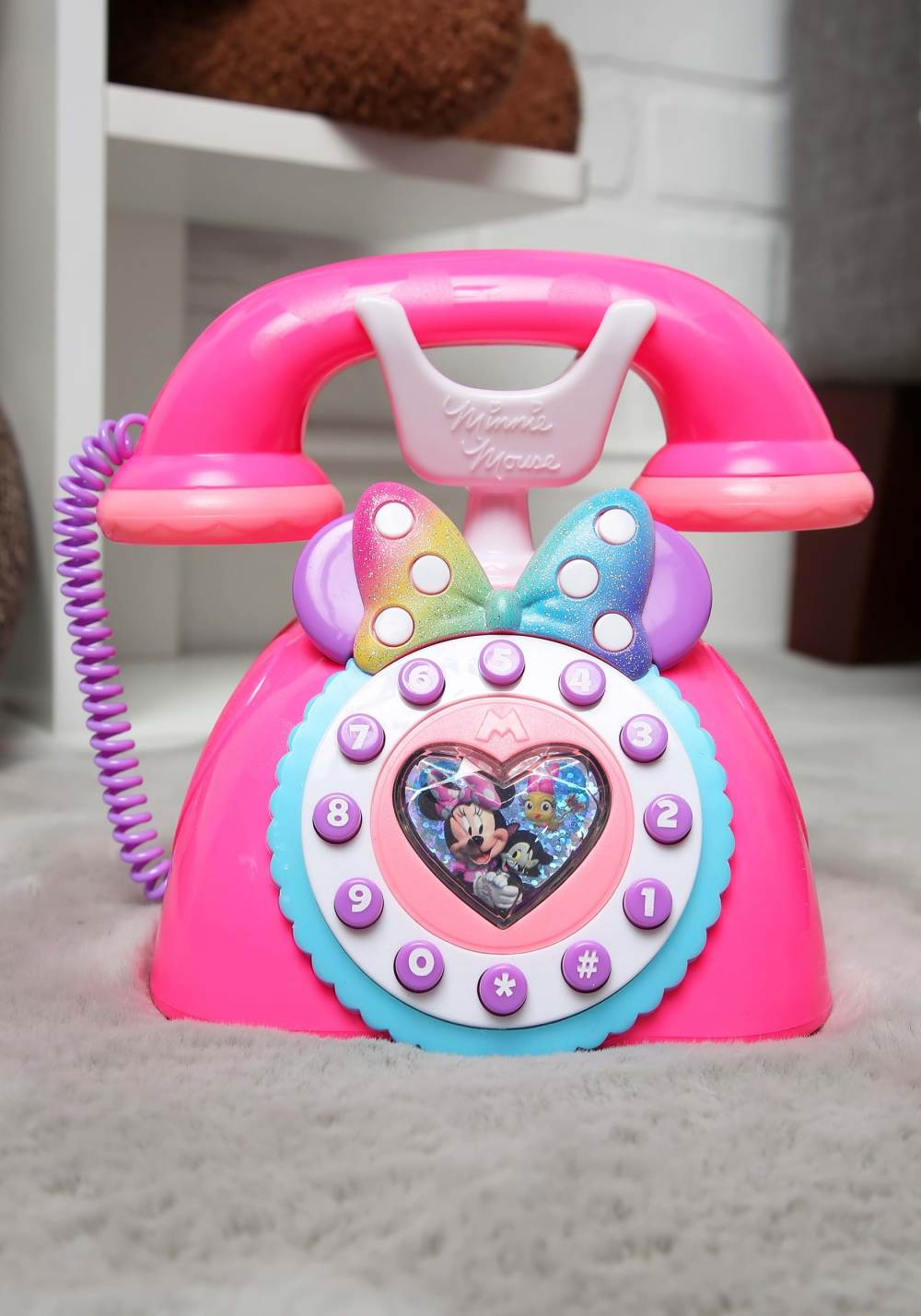 medium resolution of minnie mouse happy helpers rotary phone