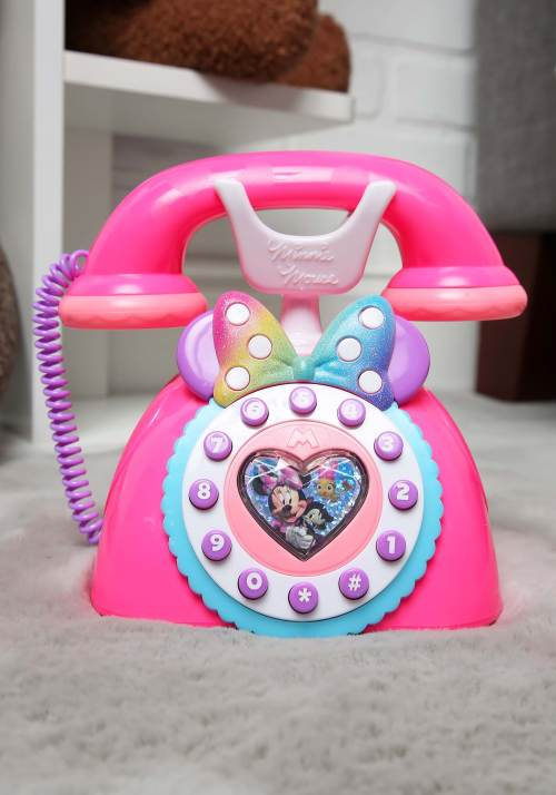 small resolution of minnie mouse happy helpers rotary phone