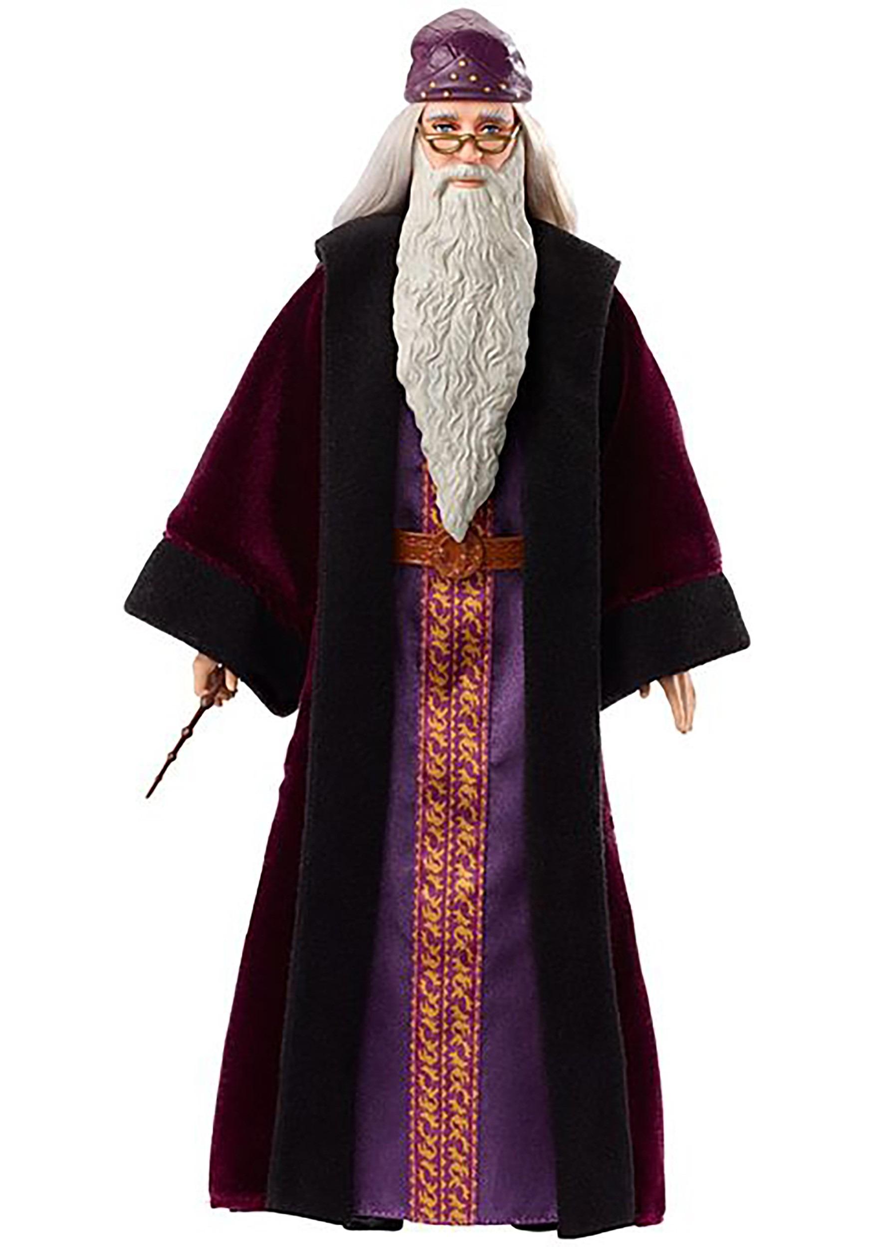 Dumbledore Harry Potter Doll