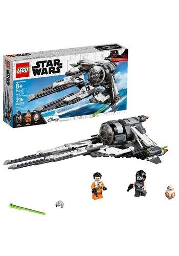 LEGO Star Wars: Black Ace TIE Interceptor