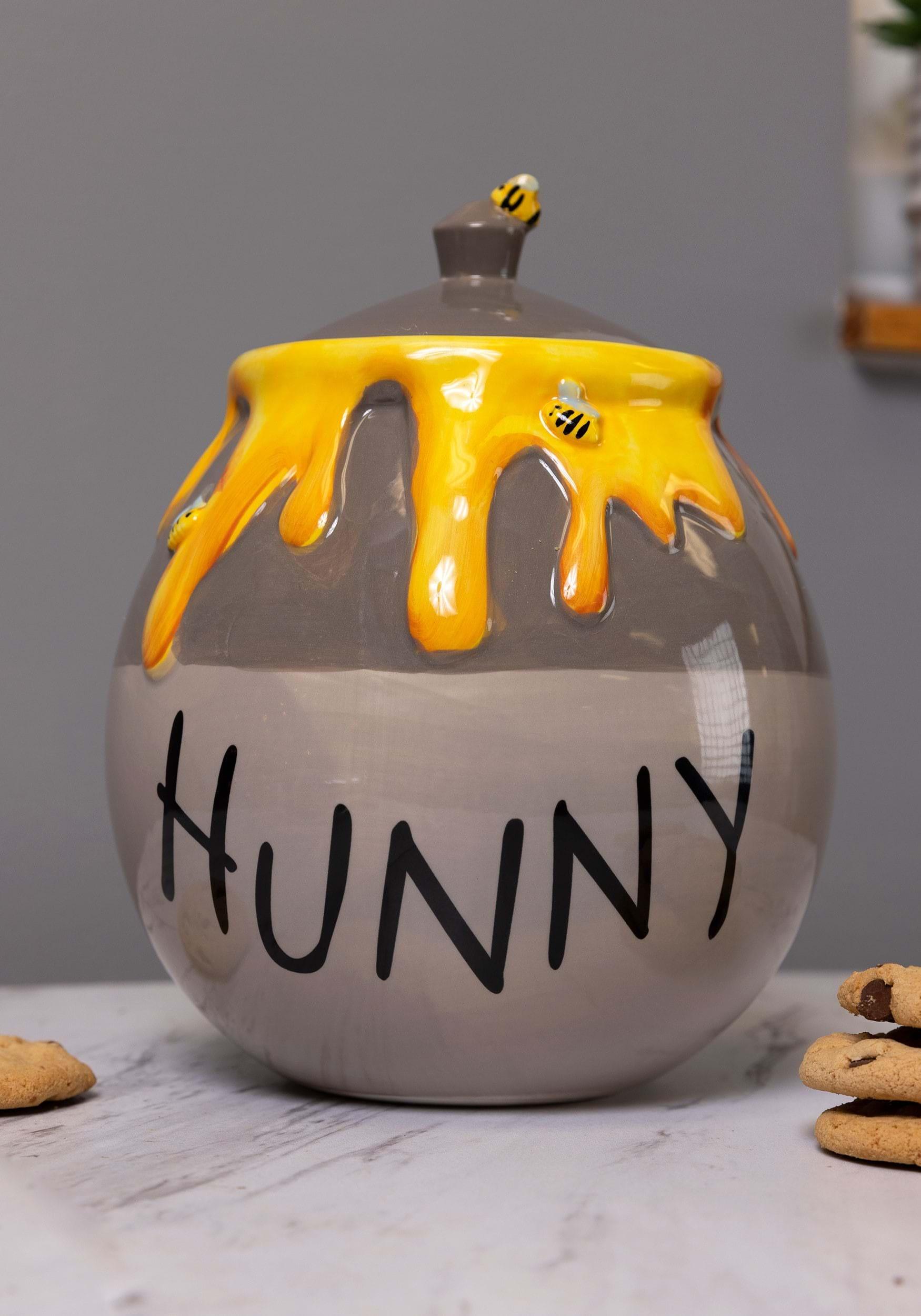 Nerdy Cookie Jar : nerdy, cookie, Hunny, Winnie, Cookie