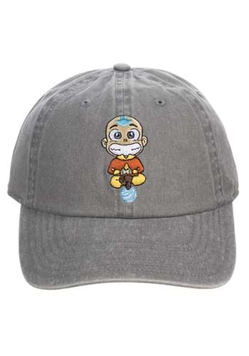 Avatar Last Airbender Embroidered Hat