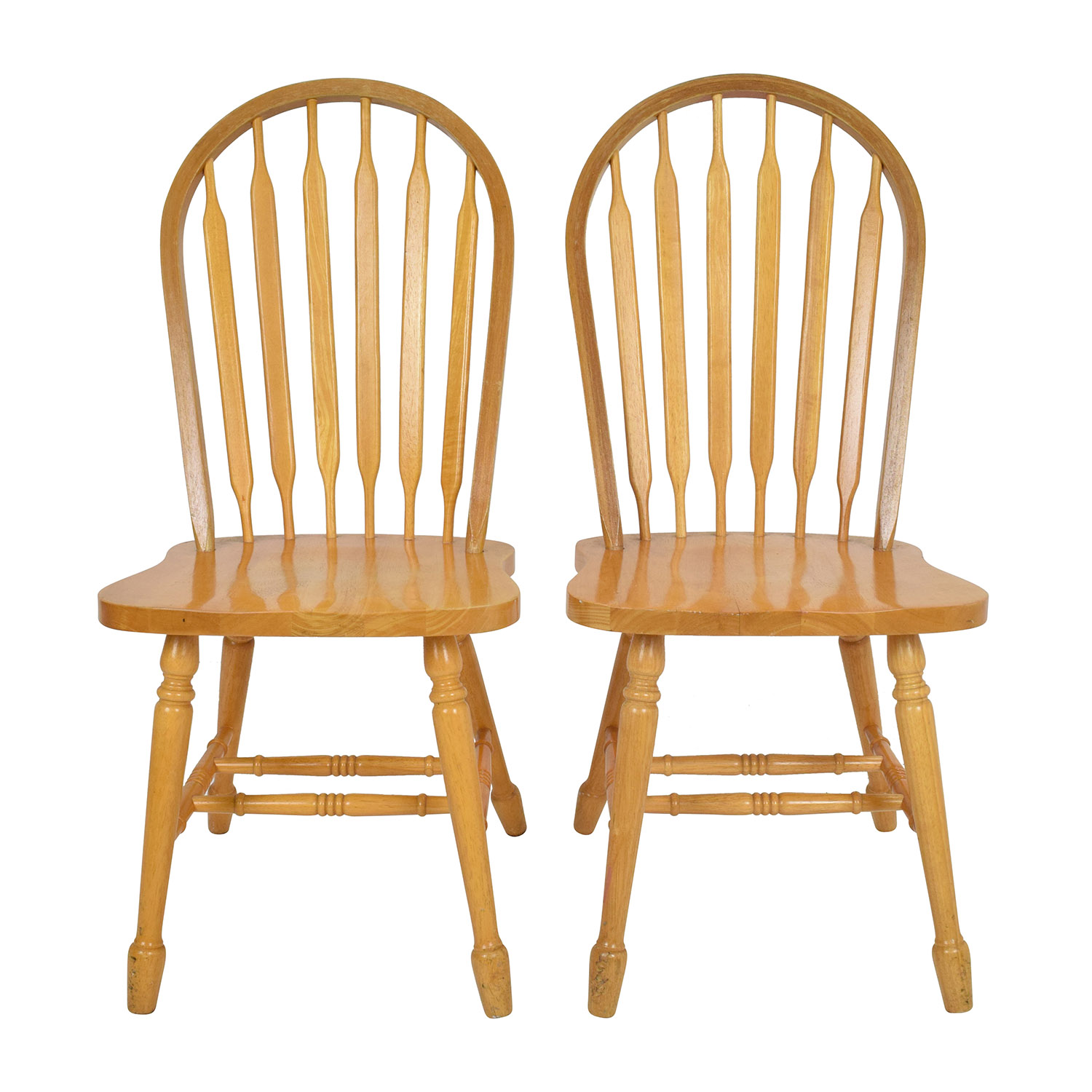 Wood Dining Chairs 90 Off Coaster Furniture Coaster Furniture Windsor Wood