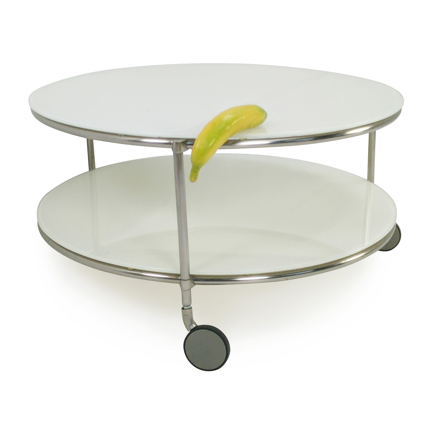 ikea sofa with wheels stainless steel chairs 82 off string coffee table casters tables