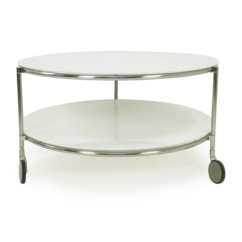 Glass Coffee Table Wheels