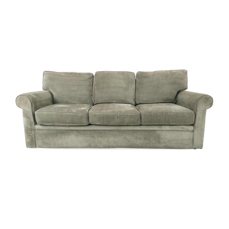 dalton sofa bed fabric online india 72 off rowe furniture sofas shop classic