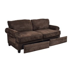 Bobs Furniture Sleeper Sofa Bali Sofascore 68 Off Bob 39s Kendall Ii Brown