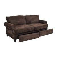 68% OFF - Bob's Furniture Bob Furniture Kendall II Brown ...
