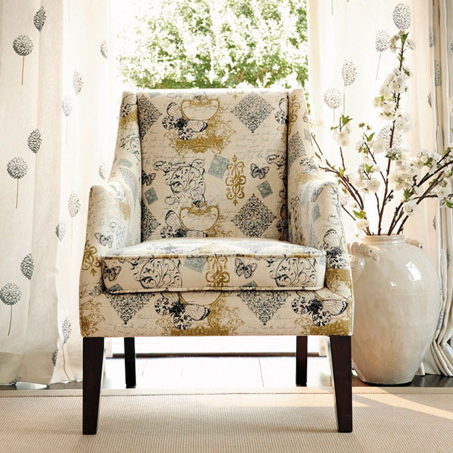 Ashley Furniture Accent Chair 69 Off Ashley Furniture Hindell Park Putty Accent Chair