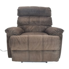 Macy Chairs Recliners Walnut Dining Room Used For Sale