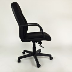 Used Office Chairs Chair Back Cushion 78 Off Unknown Brand Black