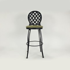Stool Chair Second Hand Revolving Walmart 88 Off All Modern White Leather Bar Stools
