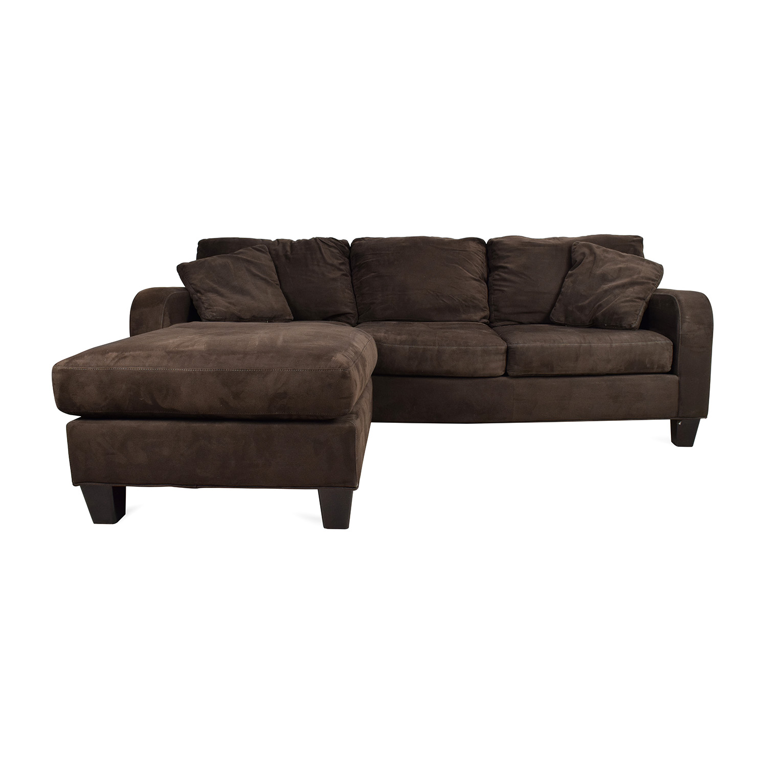 cindy crawford bellingham sofa reviews styles for small rooms bailey microfiber chaise articles with