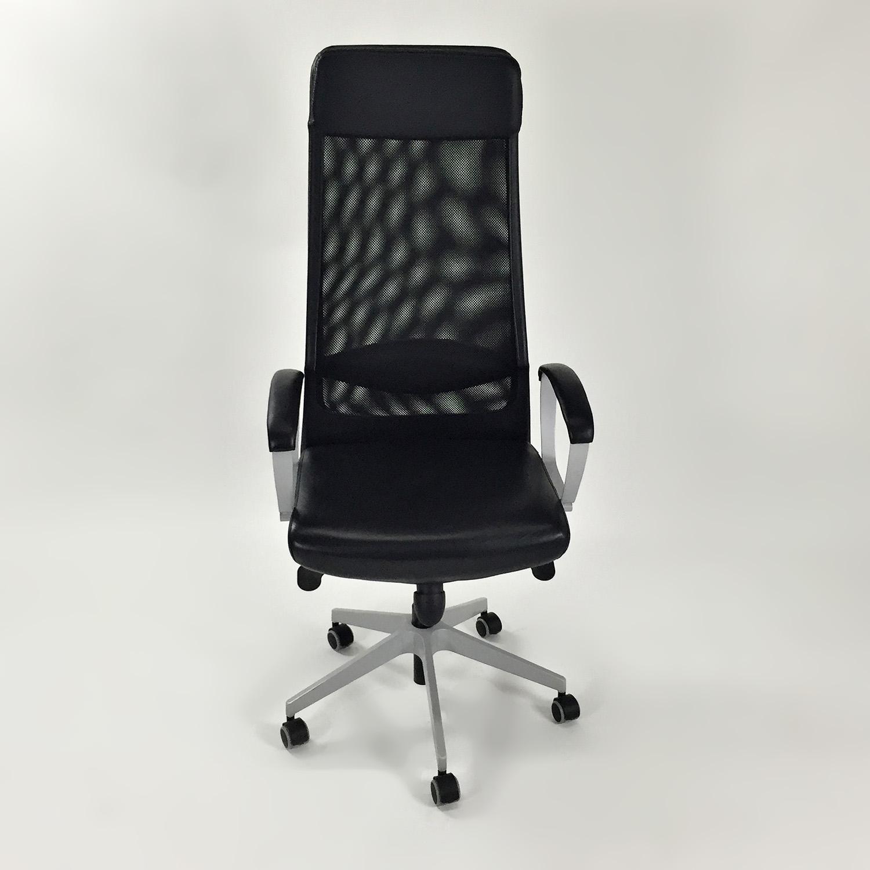 ikea mesh office chair hair wash 51 off markus swivel chairs