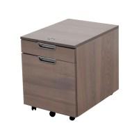64% OFF - IKEA IKEA Galant Grey File Cabinet with ...