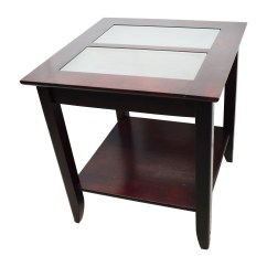 Target Sofa Table Espresso Buffalo Hide 85 Off Glass And Wood Coffee Tables