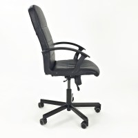 58% OFF - IKEA Black Office Chair / Chairs