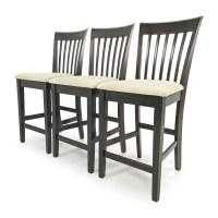 60% OFF - Custom 3 Bar Stools / Chairs