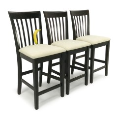 Custom Restaurant Tables And Chairs Large Chair Slipcover 60 Off 3 Bar Stools
