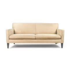 Crate And Barrel Leather Sofa Bed Beds Under 100 63 Off Italian Navy Tufted Sofas