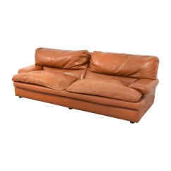 Burnt Orange Sofa And Loveseat Affordable Beds Leather Amazing Living Rooms