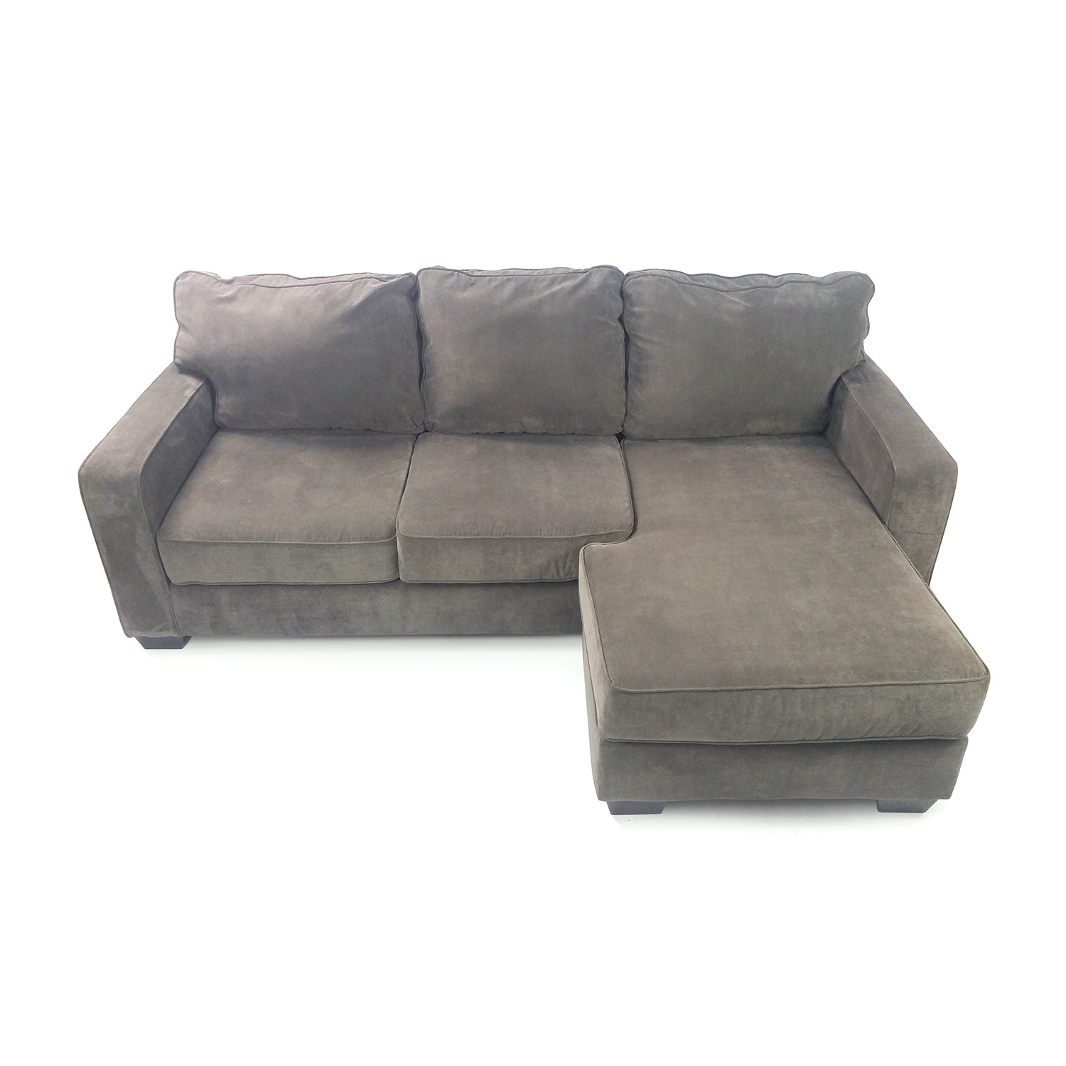 ashley cohes sofa chaise king furniture clearance outlet hodan