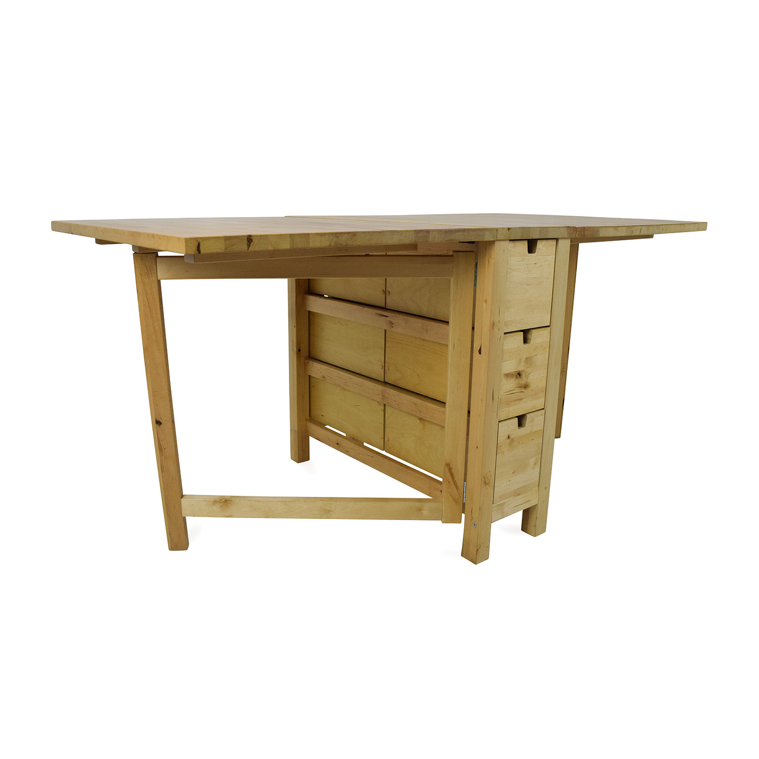 folding kitchen tables aid stoves 72 off ikea foldable table and desk discount