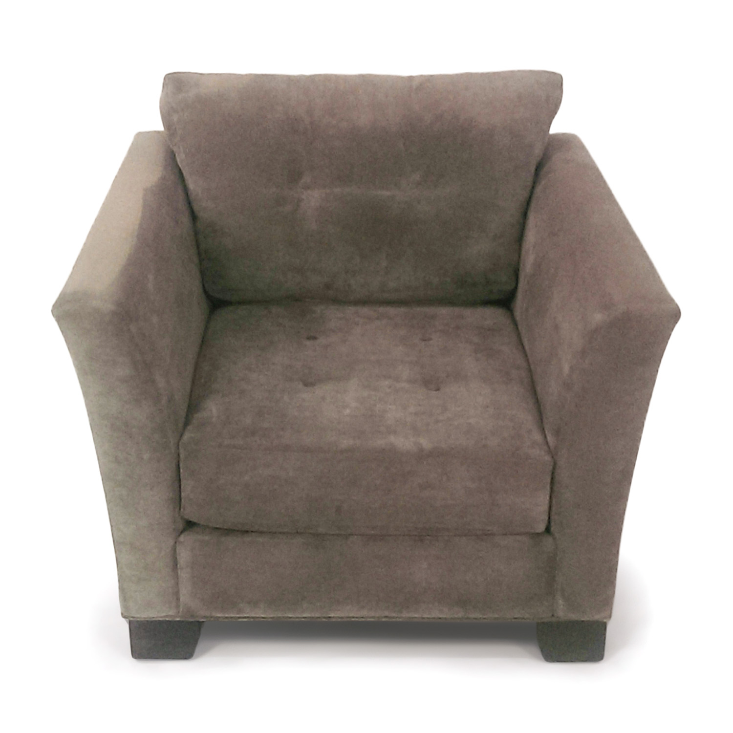 macy stool chair grey helps you stand up 30 off 39s tufted arm chairs