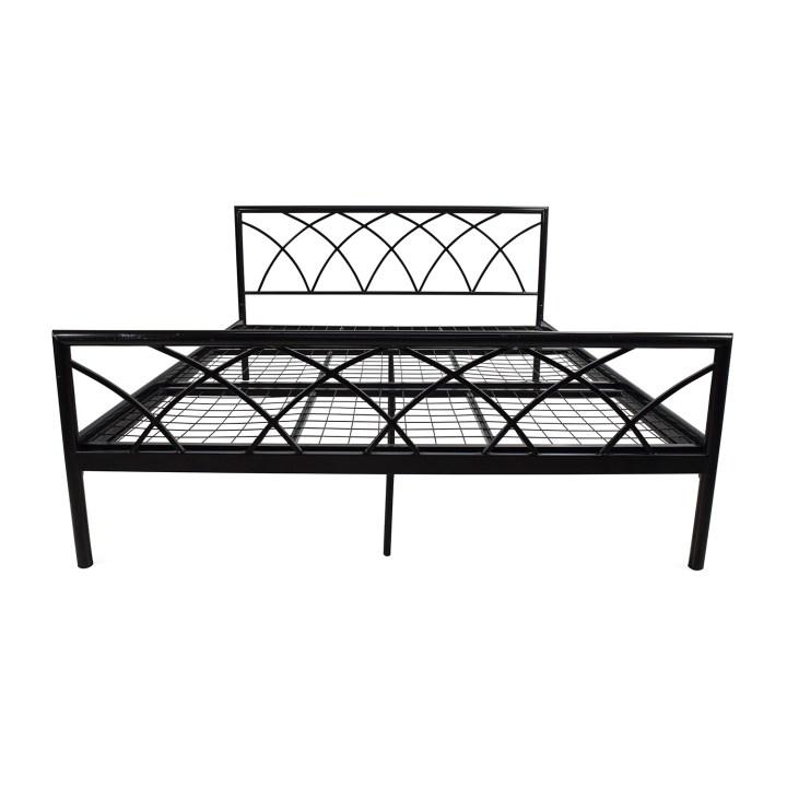 Put Together Queen Size Metal Bed Frame | Framesite.blog