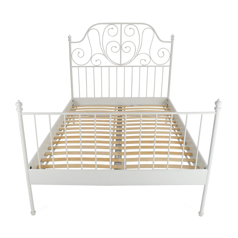 Lovely Ikea Bed Frame Leirvik Instructions
