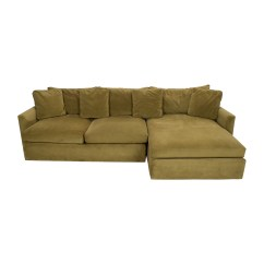 Crate And Barrel Lounge Sofa Pilling Kenton Sleeper 65 Off Ii