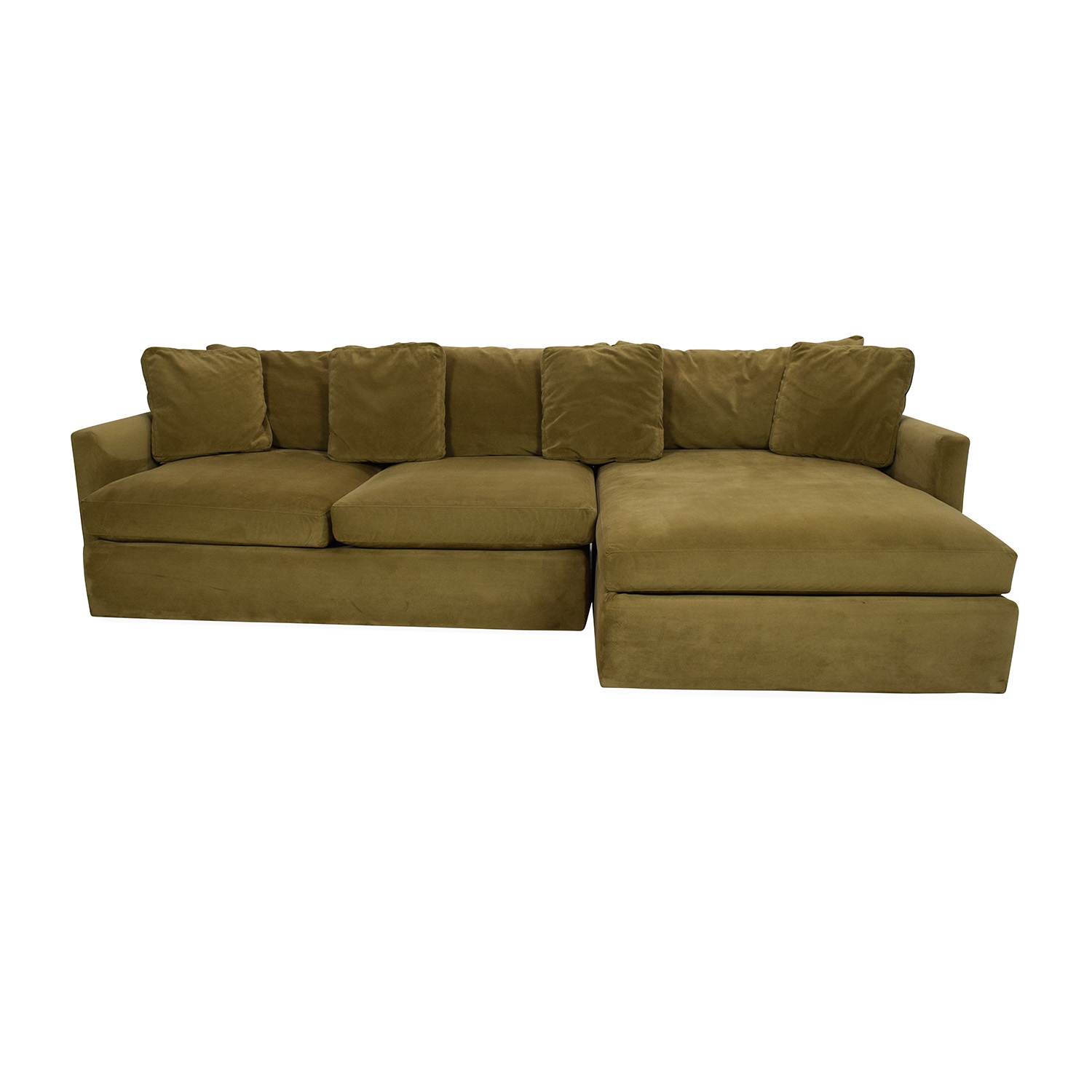 crate and barrel lounge sofa review emble yourself sectional sofas ii soft