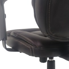Plush Leather Chair Rubber Pads 86 Off Faux Office Chairs