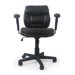 Plush Leather Chair Forest Dental 3900 86 Off Faux Office Chairs