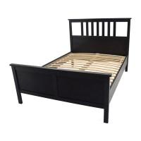 57% OFF - IKEA Queen Hemnes Bed Frame / Beds