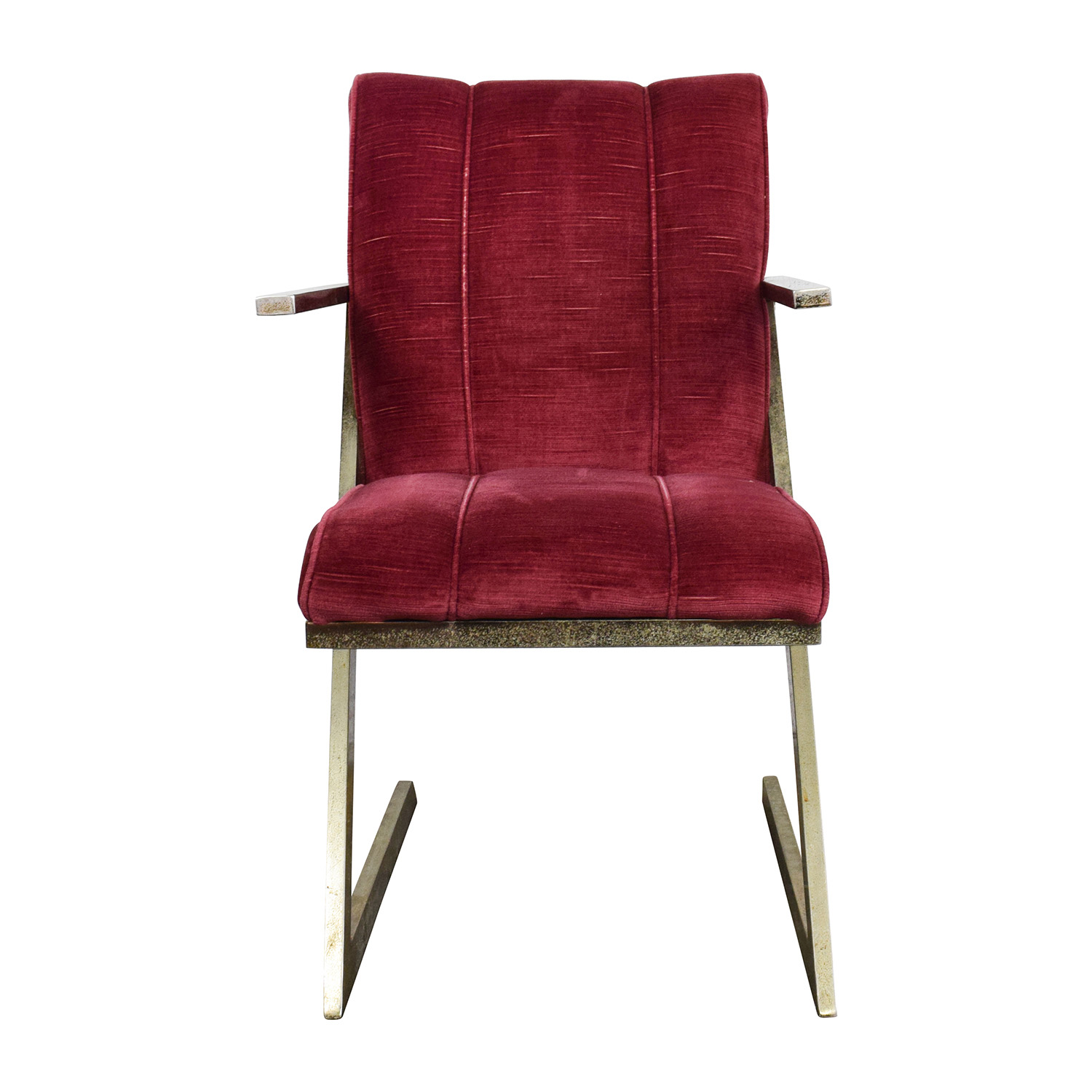 olive green velvet accent chair restoration hardware contemporary klismos well liked burgundy ow08