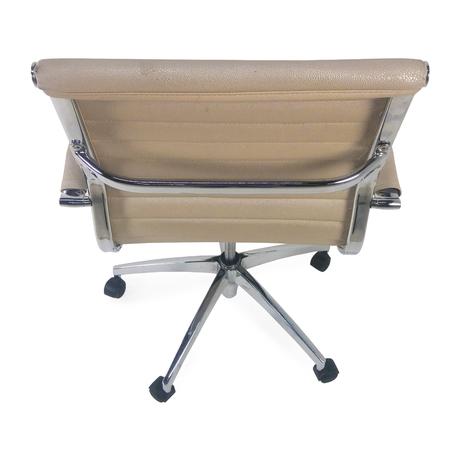 Rolling Desk Chairs 56 Off Eames Style Rolling Office Chair Chairs