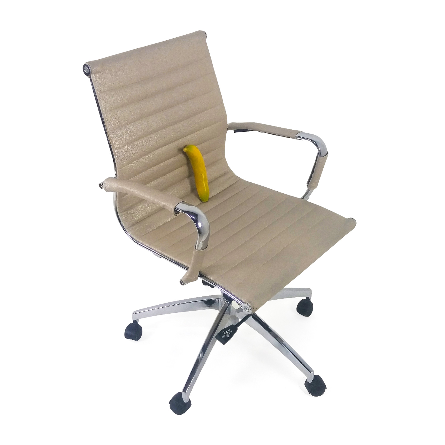 56 OFF  Eames Style Rolling Office Chair  Chairs