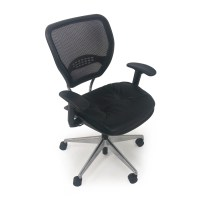 89% OFF - Leather Mesh Computer Chair / Chairs