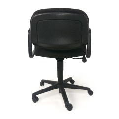 Used Office Chairs Chair Pillow For Back 90 Off Swivel Computer