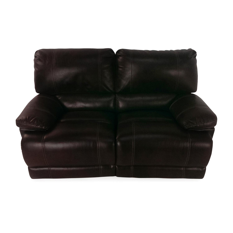 bobs furniture sofa recliner rozkladana z dobrym materacem 50 off reclining loveseat