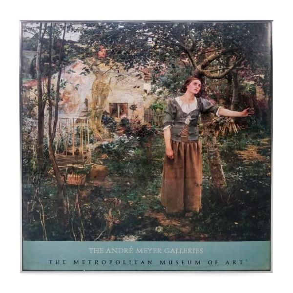 Joan of Arc Painting Met Museum