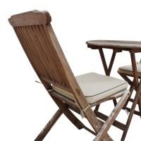 65% OFF - Outdoor Interiors Outdoor Interiors Rustic Patio ...