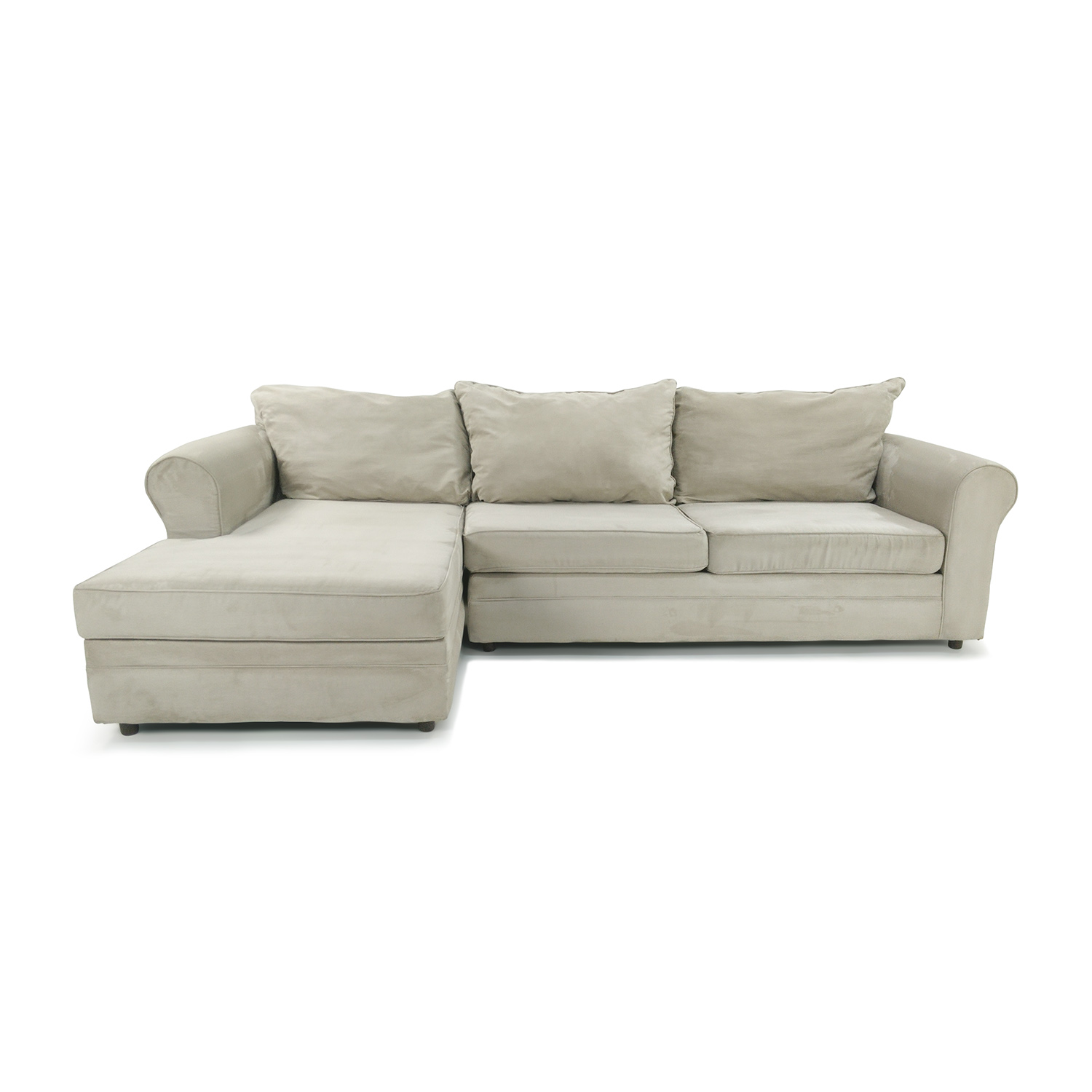 bobs furniture sleeper sofa overstock sofas sectional charisma 2 piece right arm facing