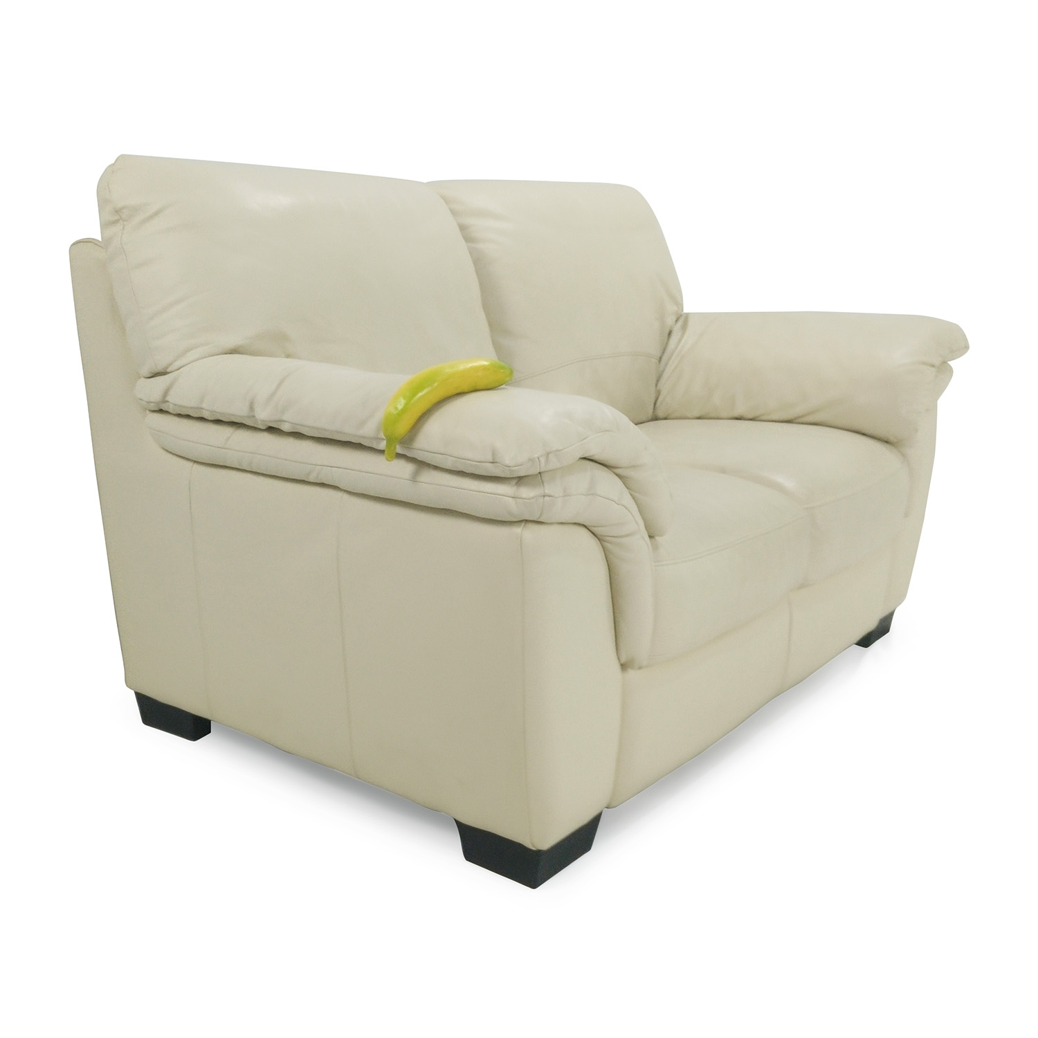 italsofa leather barrel chair 4 seater sofas sale 30 off natuzzi white loveseat