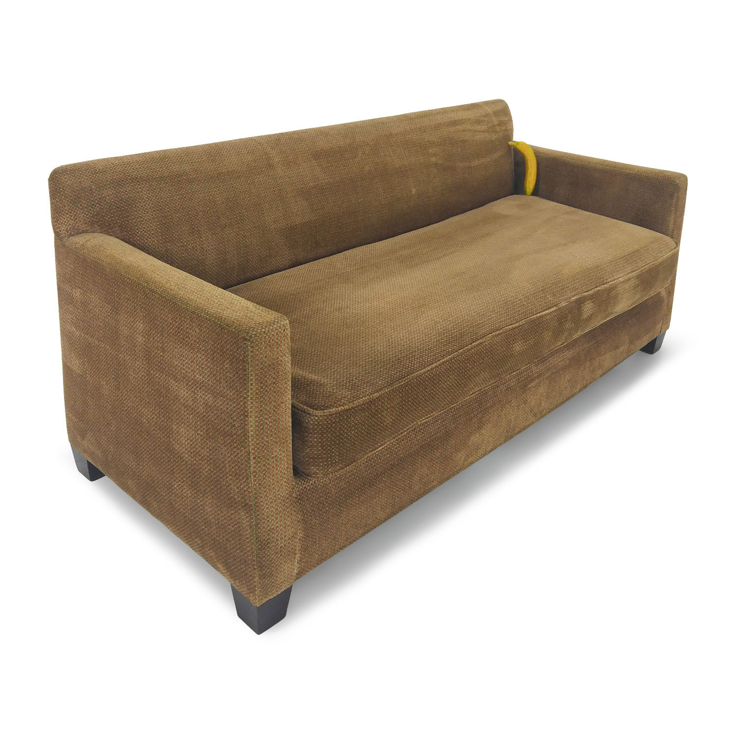 single cushion sofa pros and cons best bed under 200 81 off custom couch sofas