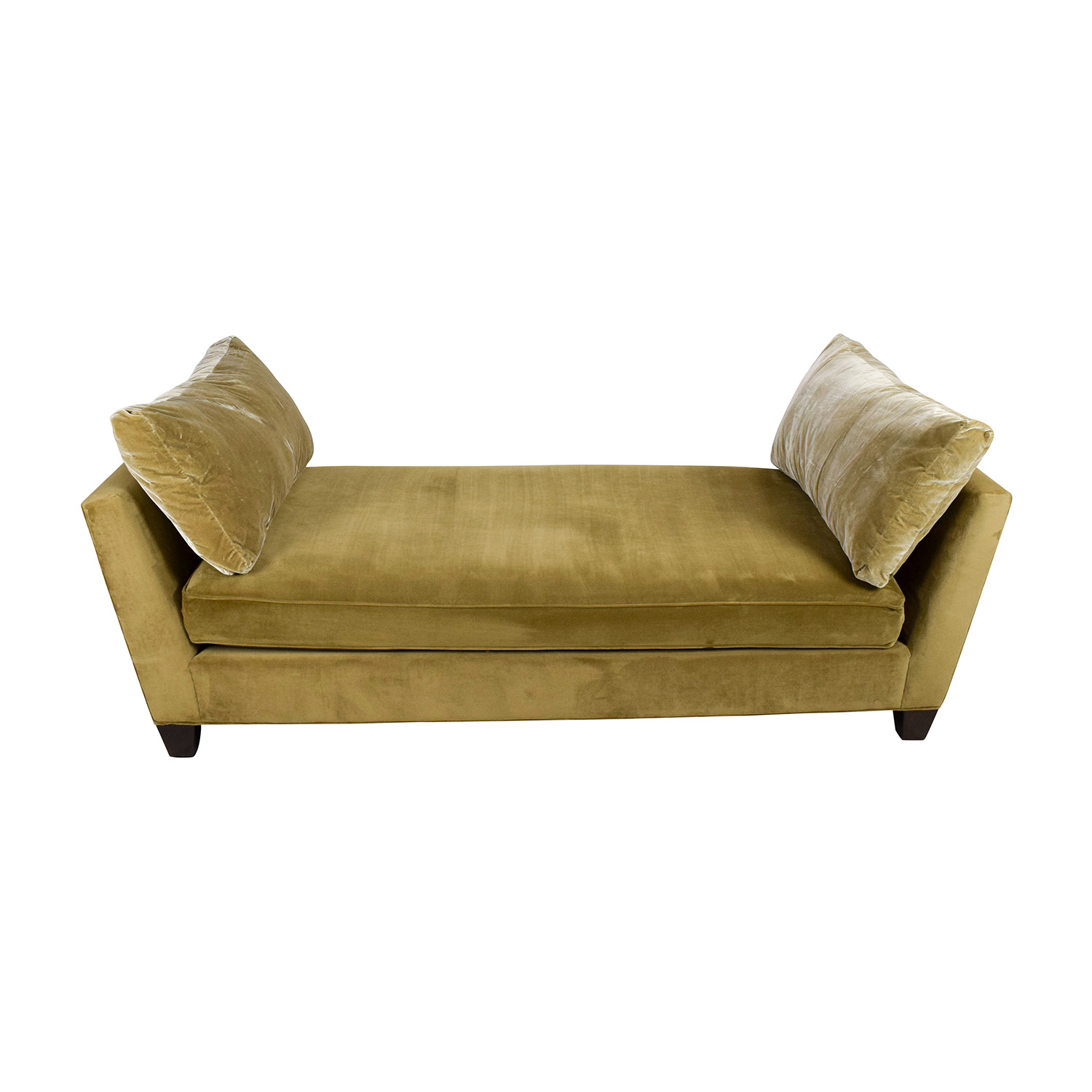 crate and barrel leather sofa bed design pictures 69 off simone daybed