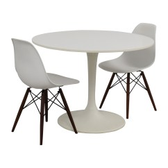 Tulip Table And Chairs Camping Rocking 53 Off Vortex Chair Set Tables