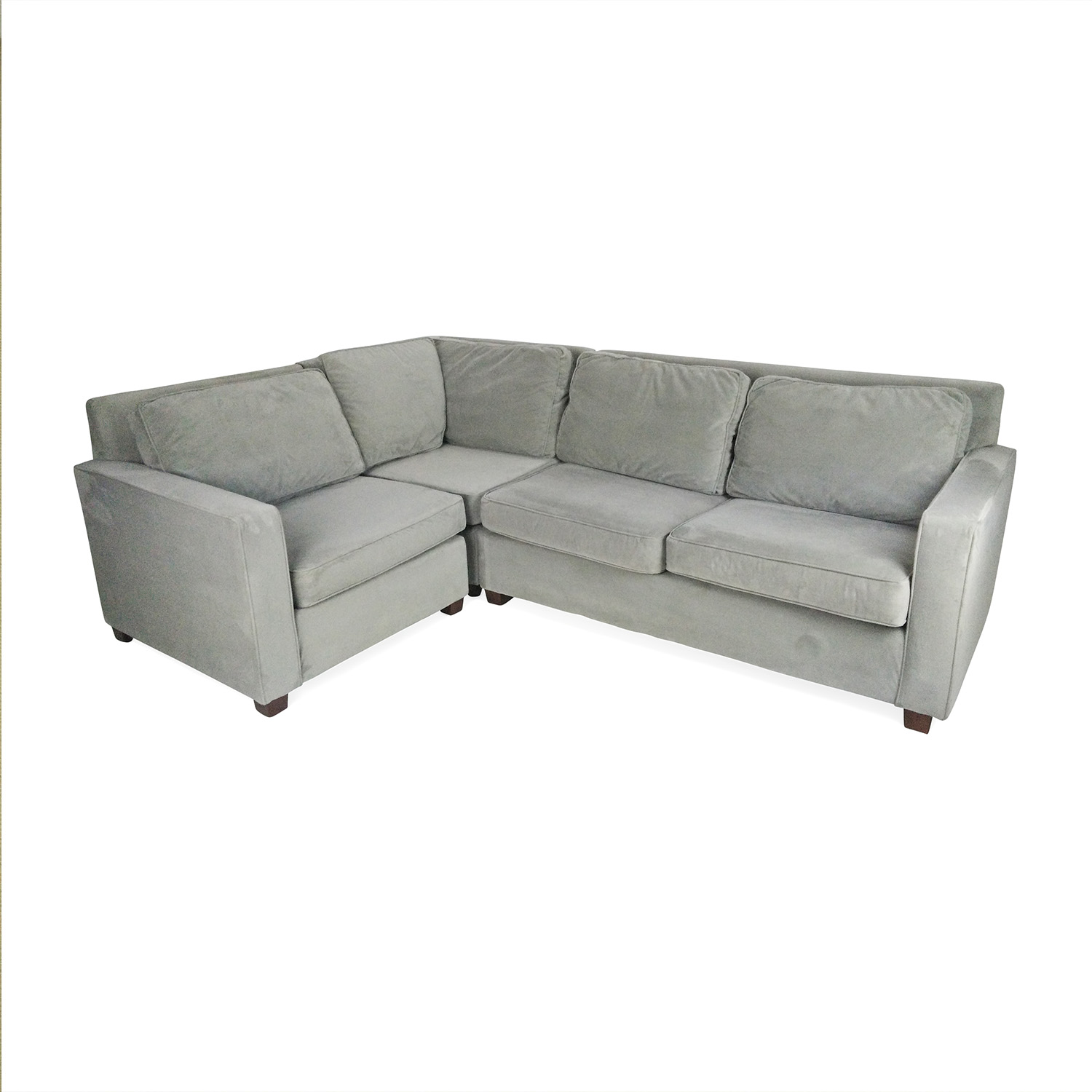 small sectional sofa west elm sofas and chairs at next 49 off henry 3 piece